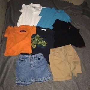 Other - Size 5 Boys summer clothes bundle